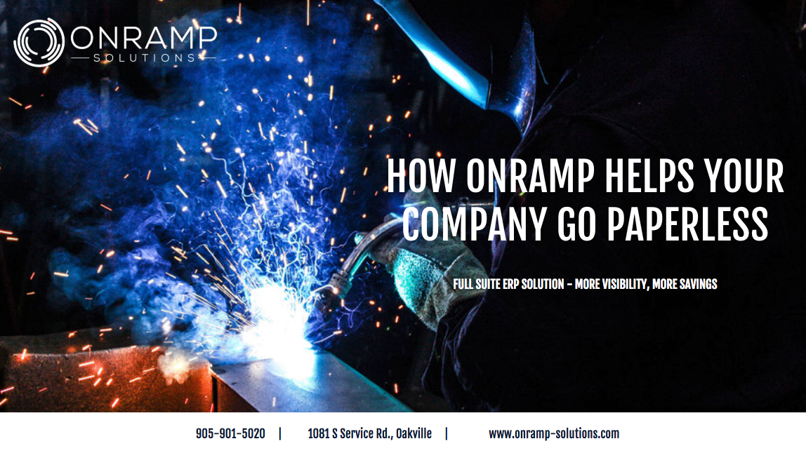 The Best Enterprise Resource Planning System for Manufacturing