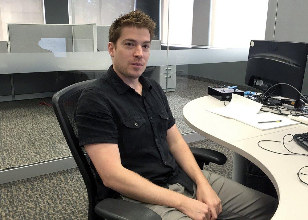Employee Spotlight - Chris Gouveia