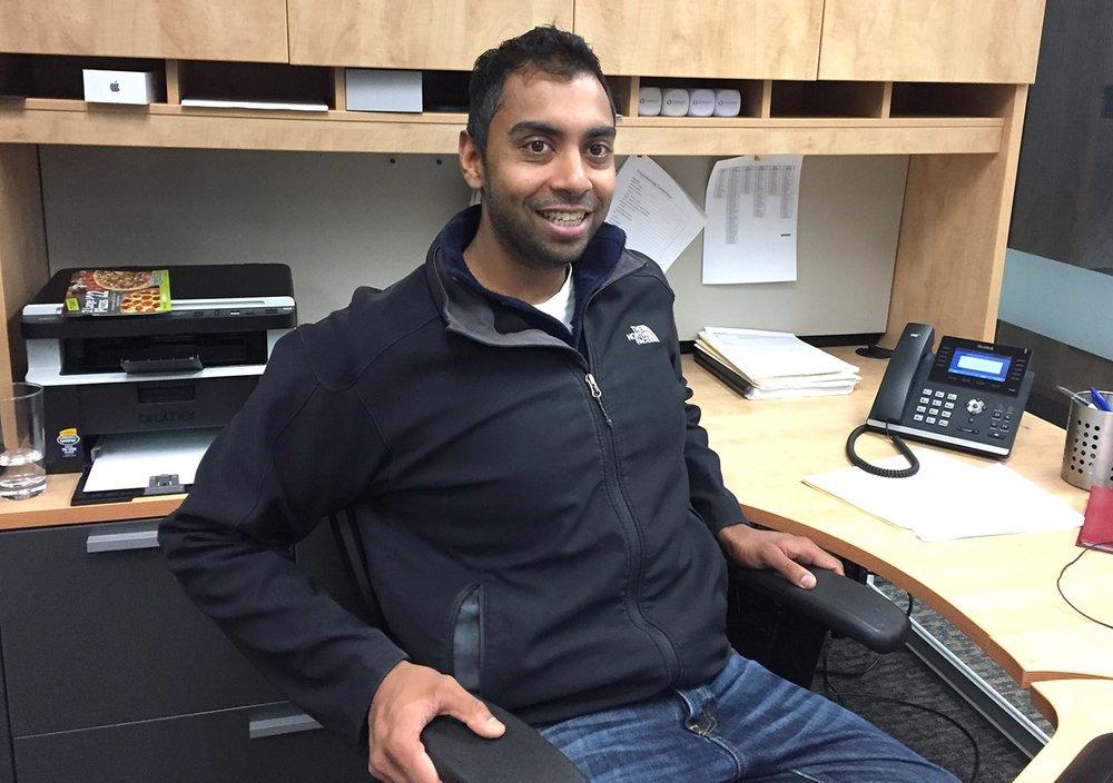 Employee Spotlight - Thia Gnanakumaran
