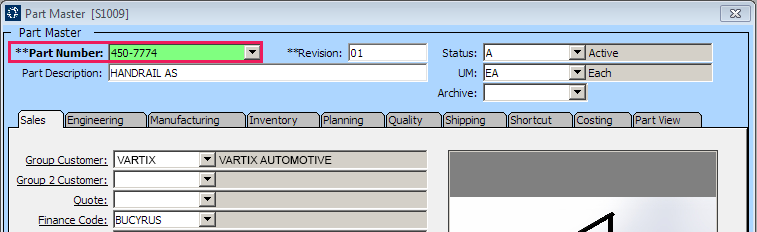 Auto Fill Feature