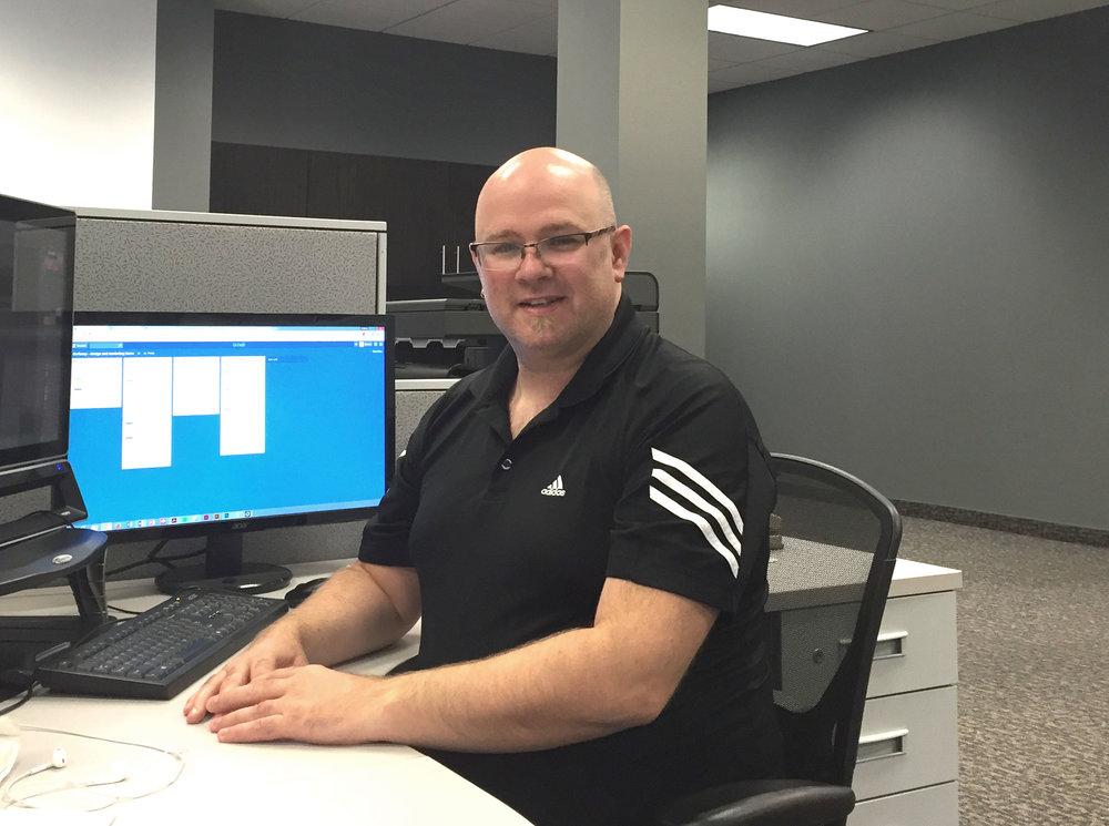 Employee Spotlight - Darren Bardsley