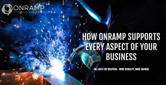 Best ERP for manufacturing - Onramp Solutions