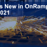 OnRamp Release Highlights – May 2021